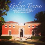 Golden Tongues poster
