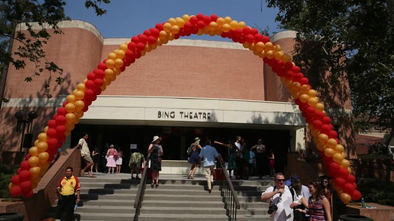 2014 USC Commencement Ceremony