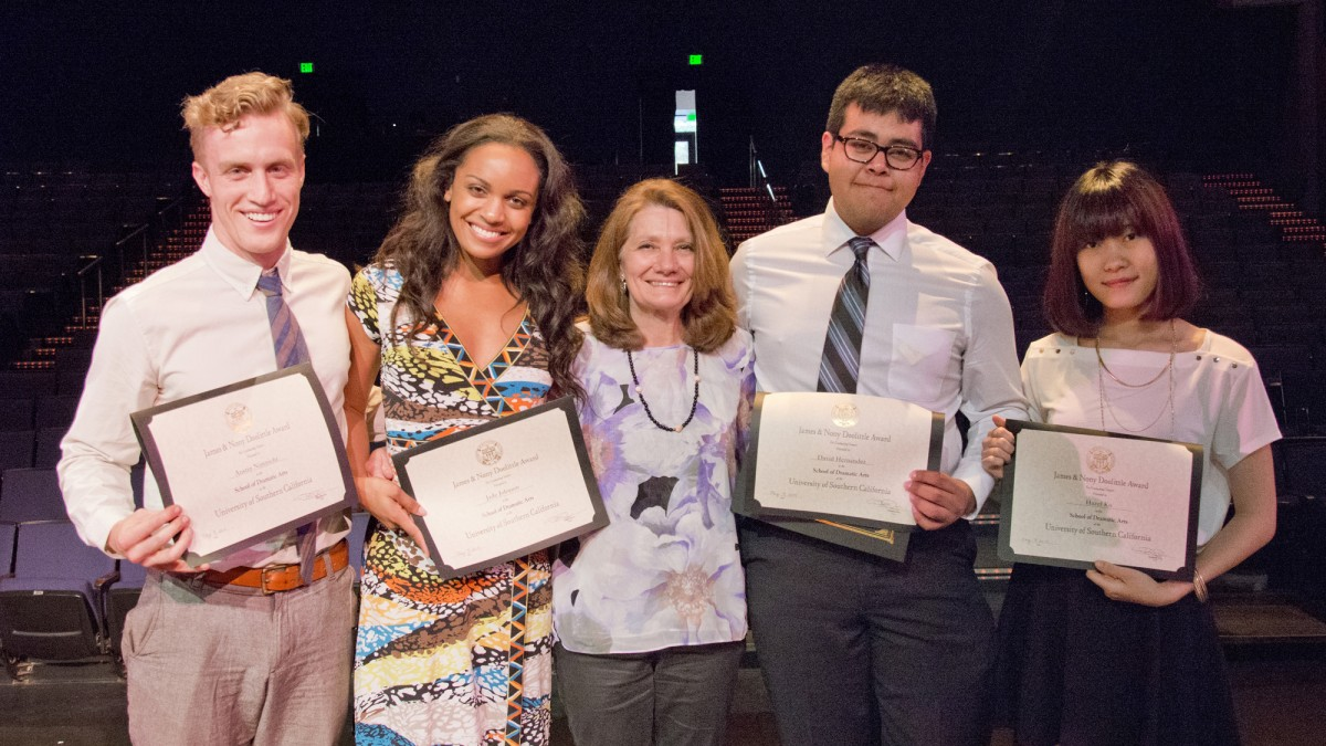student award winners