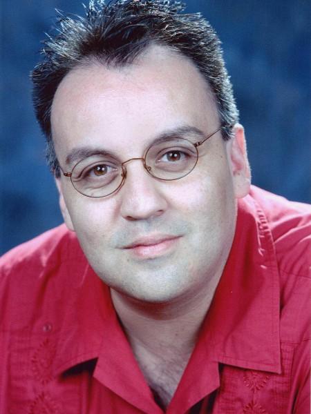 Portrait of Luis Alfaro