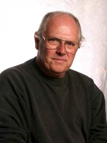 Portrait of Jack Rowe