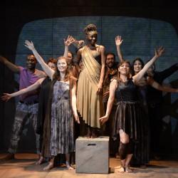 scene from Trojan Women