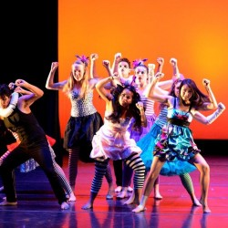 A scene from A Wonderland of Dance