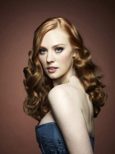 Portrait of Deborah Ann Woll