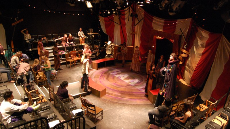 McClintock Theatre