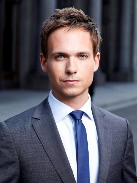 Portrait of Patrick Adams