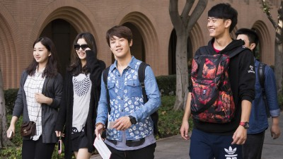 International Students at the USC School of Dramatic Arts