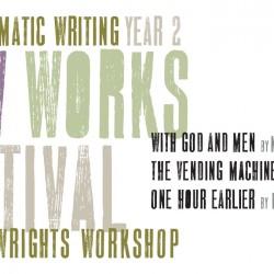 New Works Festival Year 2 artwork