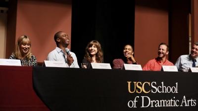 2015 Trojan Family Weekend alumni panel