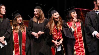 Graduate ceremony 2016