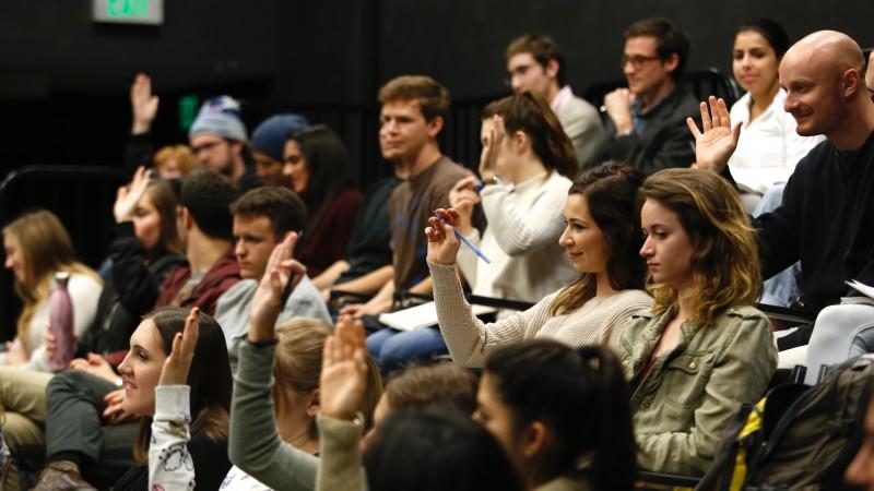 USC School of Dramatic Arts Dakin Matthews Conversation