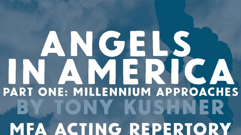 Angels in America artwork
