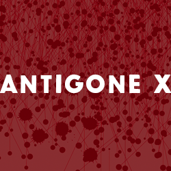 Antigone X artwork