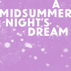 A Midsummer Night's Dream Key Art