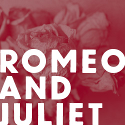 Romeo and Juliet Key Art