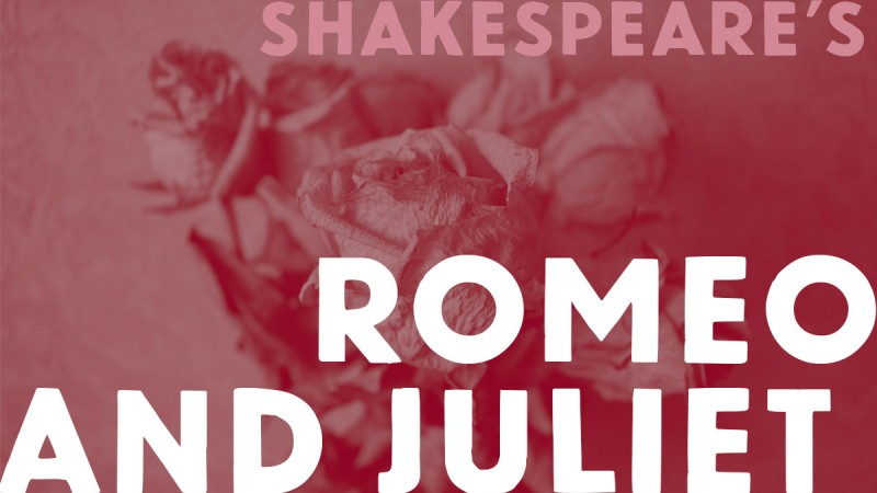 Romeo and Juliet Key Art