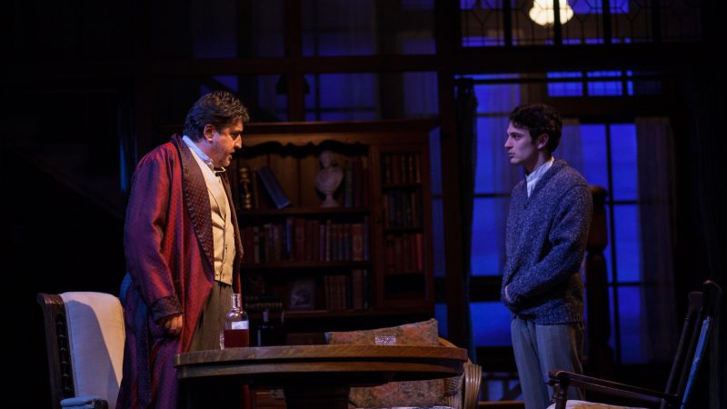 Photo of Alfred Molina and Colin Woodell