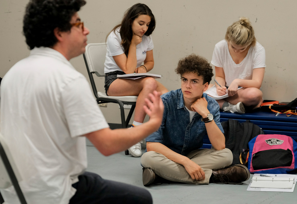 2017 High School Summer Theatre Conservatory