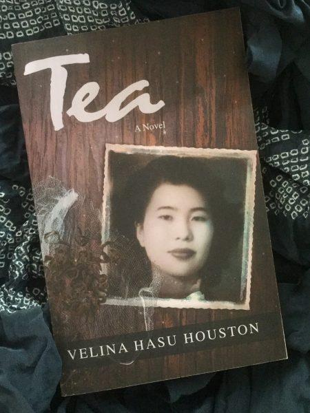 Tea novel cover