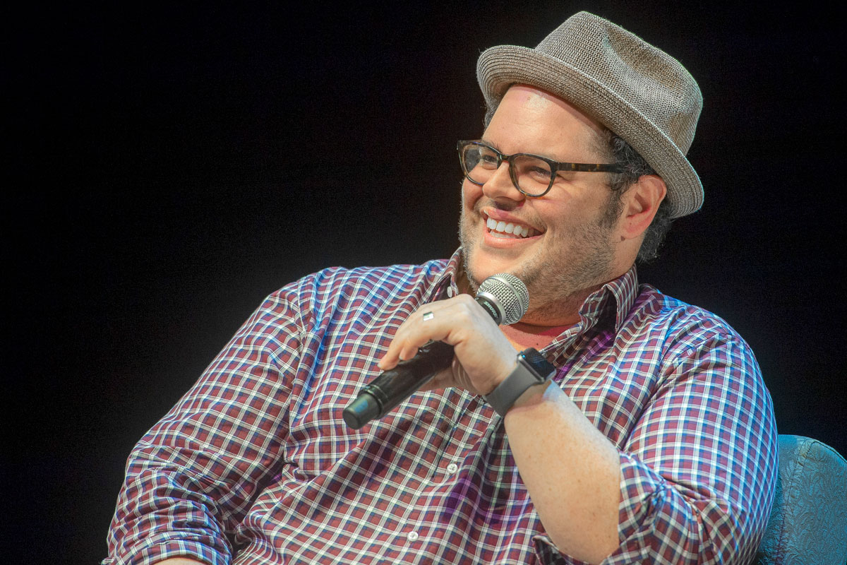 Conversation with Spotlight@SDA artist Josh Gad