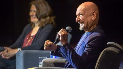Ben Kingsley at USC School of Dramatic Arts
