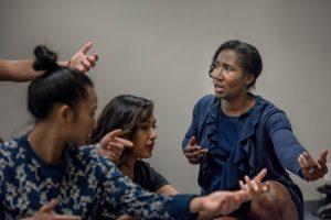 Anita Dashiell-Sparks teaching