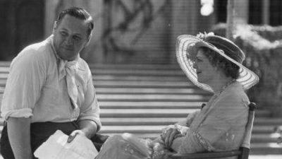 Richard Boleslawski and Ethel Barrymore