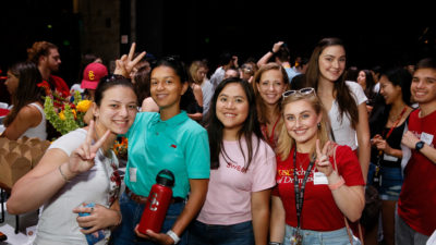 2019 New Student Welcome
