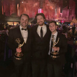 Madigan Stehly wins Emmy