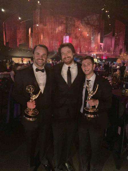 Madigan Stehly wins Emmy