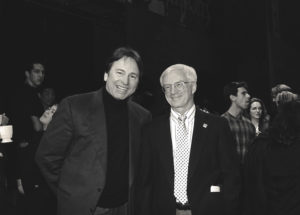 Bob Scales and John Ritter