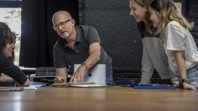 Scott Faris teaching