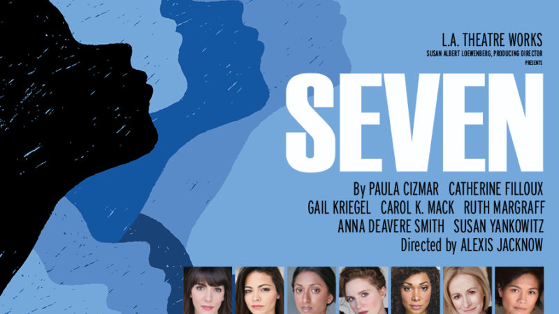 Poster for SEVEN
