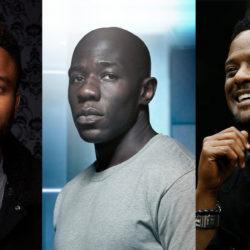 Nnamdi Asomugha, McKinley Belcher III, Blair Underwood