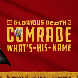 The Glorious Death of Comrade What's-His-Name. (Photo courtesy Feinstein's/54 Below)