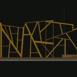 stage set design
