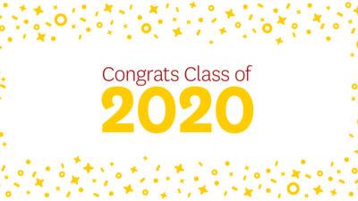 Congrats Class of 2020