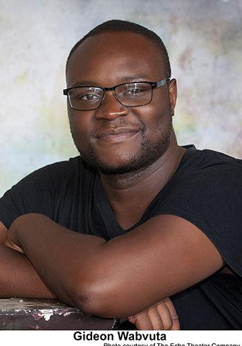 Photo of Gideon Wabvuta