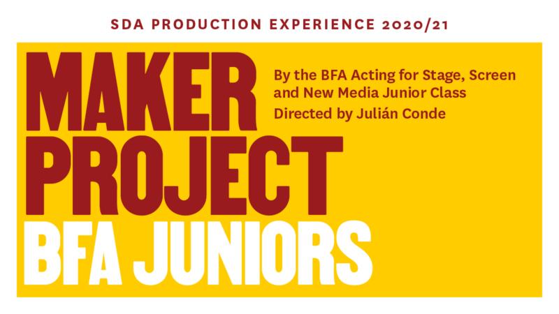 Maker Project: BFA Juniors art