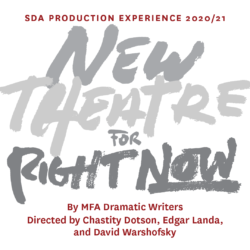 New Theatre for Right Now art