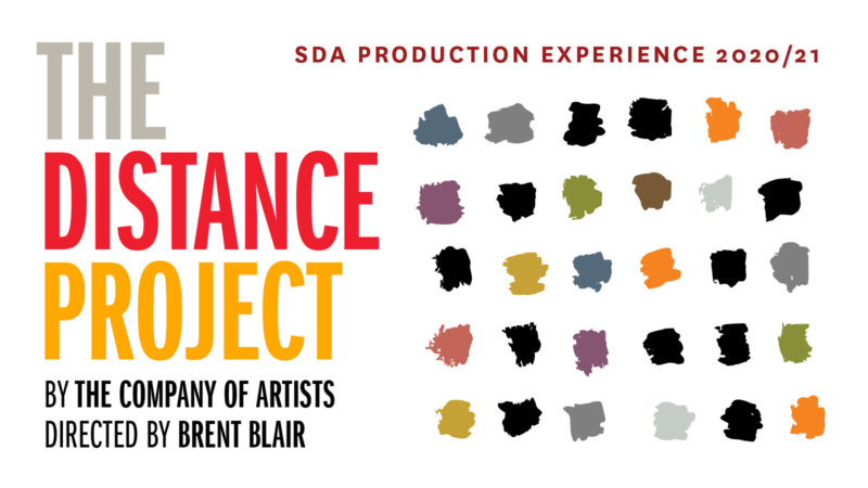 The Distance Project art