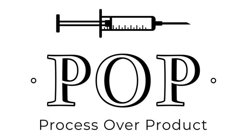 P.O.P. show artwork