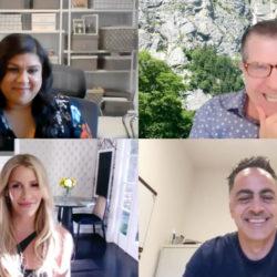 Alumni panel discusses translating dramatic arts skills to business