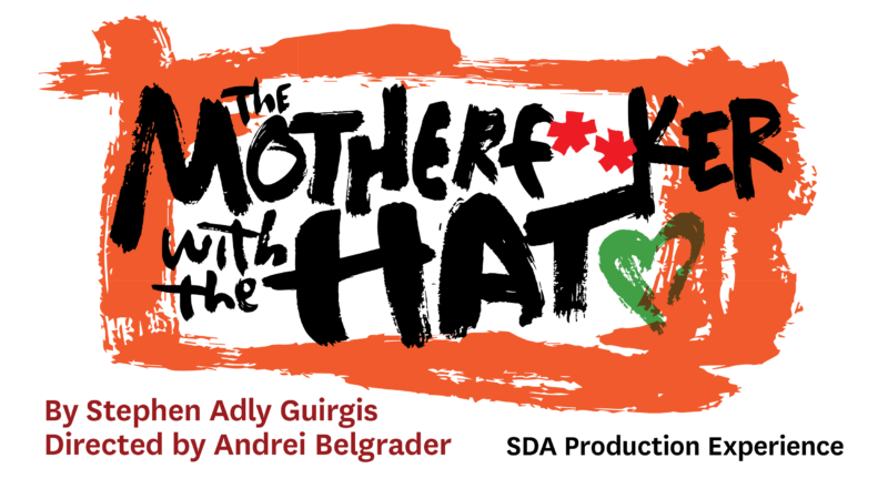 The Motherf**ker with the Hat art