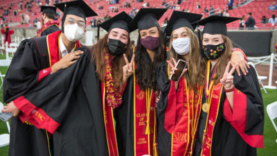 Classes of 2020 & 2021 In-person Commencement