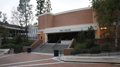 Bing Theatre Exterior