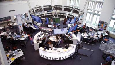 USC Annenberg School of Journalism Media Center